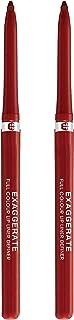 Rimmel Exaggerate Lip Liner, Ravish, 2 Count