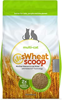 sWheat Scoop All-Natural Cat Litter