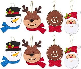 Best soft santa ornaments Reviews