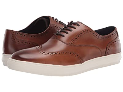 Kenneth Cole Reaction Reem Lace-Up WT (Cognac) Men
