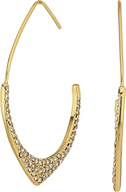 Rebecca Minkoff - Alexandria Large Hoop Earrings