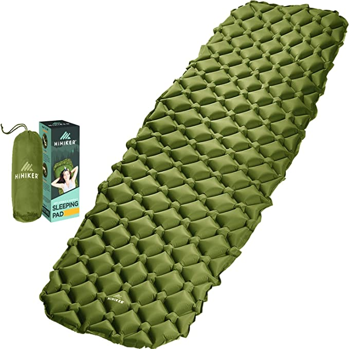 HiHiker Camping Sleeping Pad - The Best Performance