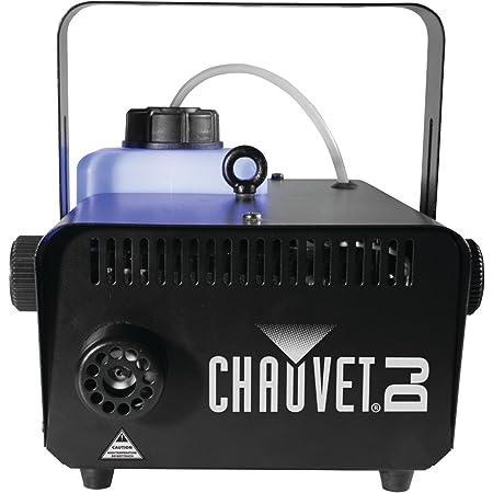 CHAUVET DJ Hurricane 1101 Fog Machine w/LED Illuminated 1.3L Tank