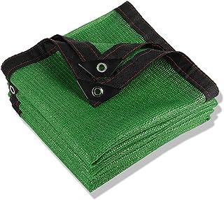 toldos de tela de lona toldos protección solar malla protectora solar Lona alquitranada Red de protección verde A toldos múltiples tamaños adecuados para privacidad resistente a los rayos UV