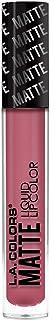 (30ml, Pumped) - L.A. Colours Matte Liquid Lip Colour, Pumped, 30ml