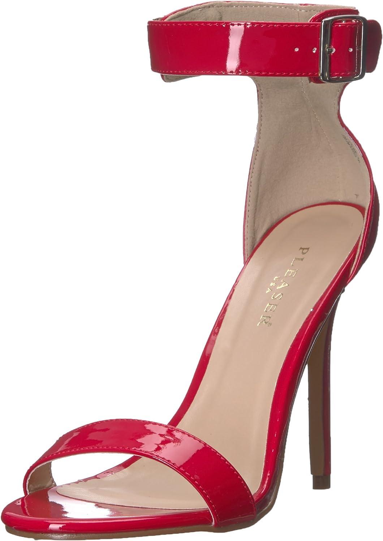 Pleaser AMUSE-10, Damen Knöchelriemchen Sandalen  | Feinen Qualität  | Ruf zuerst  | Wirtschaft