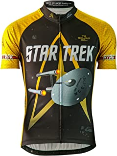 Men's Star Trek Command Cycling Jersey
