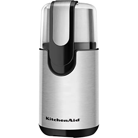KitchenAid Blade Coffee Grinder - Onyx Black