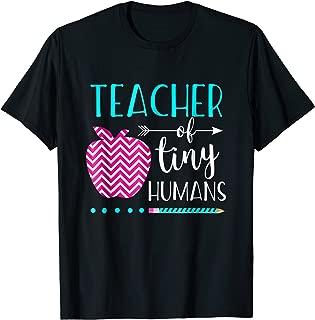 Teacher of Tiny Humans Shirt Teacher Appreciation Day Gift