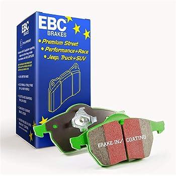 EBC Brakes DP71657 7000 Series Greenstuff SUV Supreme Compound Brake Pad