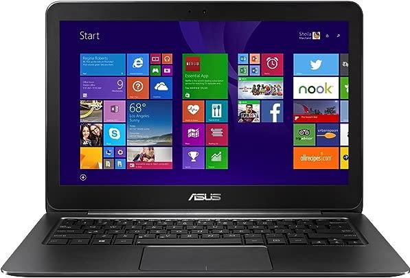 Asus Zenbook UX305FA-FB006H 33 7 cm 13 3 Zoll IPS QHD Laptop Intel Core-m 5Y10 8GB RAM 128GB SSD Intel HD Win 8 1 schwarz Schätzpreis : 240,00 €