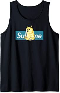 Meme Dog T-Shirt, Cute Memedog Shirt Sublime Doge T-Shirt Tank Top