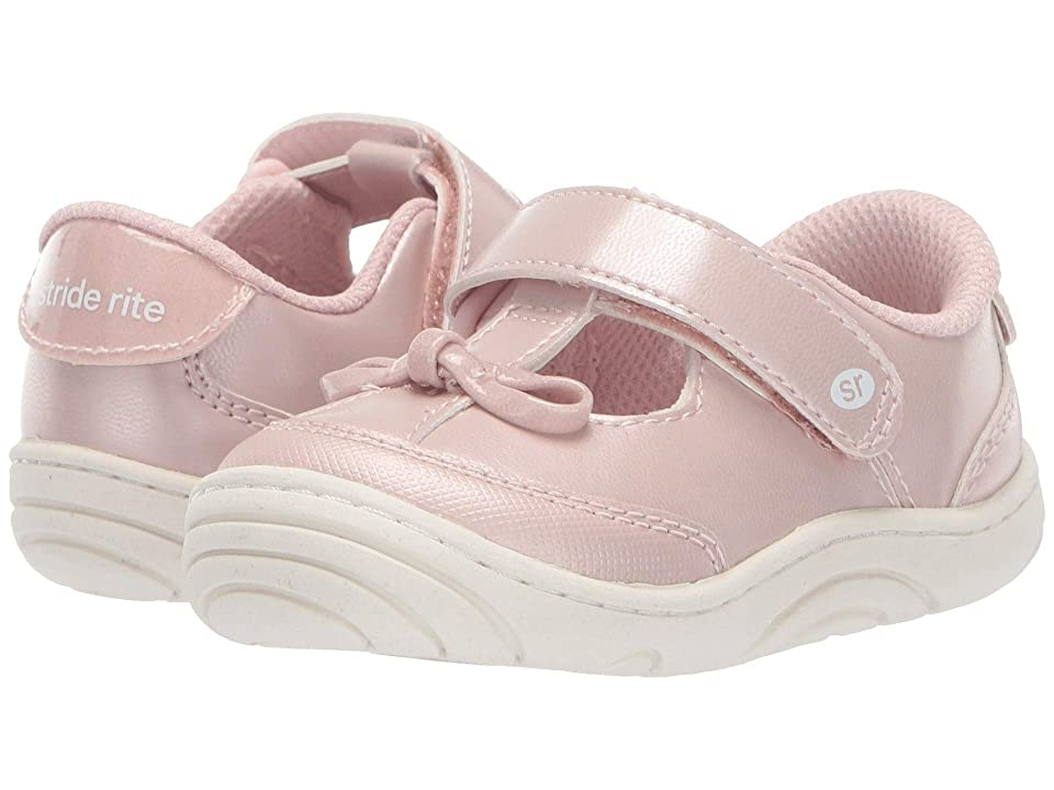Stride Rite Caroline (Infant/Toddler) (Light Pink) Girl