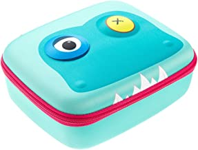 ZIPIT Beast Lunch Box, Light Blue