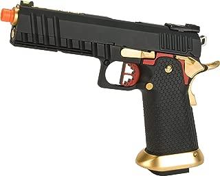 Evike AW Custom Competitor Hi-CAPA Gas Blowback Airsoft Pistol