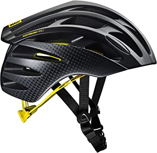 Mavic Ksyrium Pro MIPS Helmet - Men's Black/Yellow Mavic, L