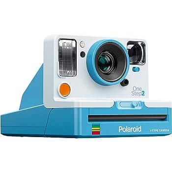 Polaroid OneStep 2 cámara con impresión instantánea 79 x 79 mm Azul - Cámaras con impresión instantánea (Auto, Flash desactivado, Flash encendido, Electrónico, 1100 mAh, Built-in, 3.7 V, Ión de litio)