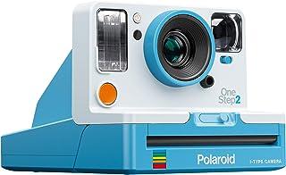 Polaroid original – 9008 – New One Step 2 ViewFinder omedelbar bildkamera – vit, blå, blå