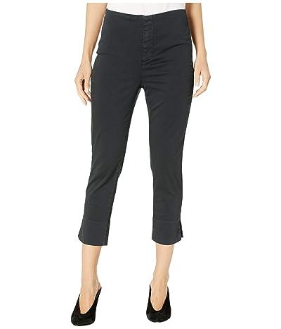 NYDJ Skinny Capri Pants in Black (Black) Women