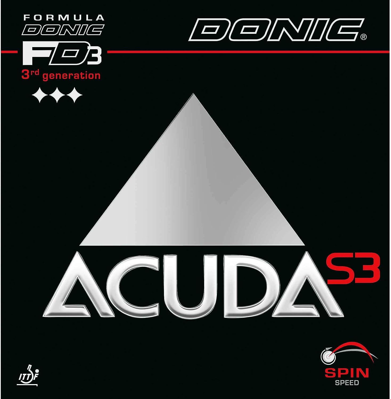 Donic Goma Acuda S3, Tenis de Mesa