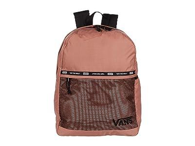 Vans Pep Squad II Backpack (Rose Dawn) Backpack Bags