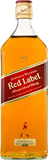 Johnnie Walker Red Label Blended Scotch Whisky 3L