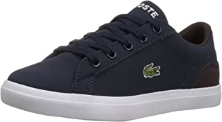 Lacoste Kids' Lerond 417 1 CAC Sneaker