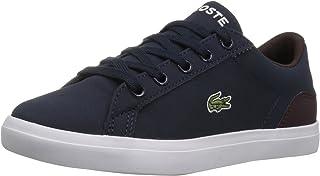 Lacoste Kids' Lerond 417 1 CAC Sneaker