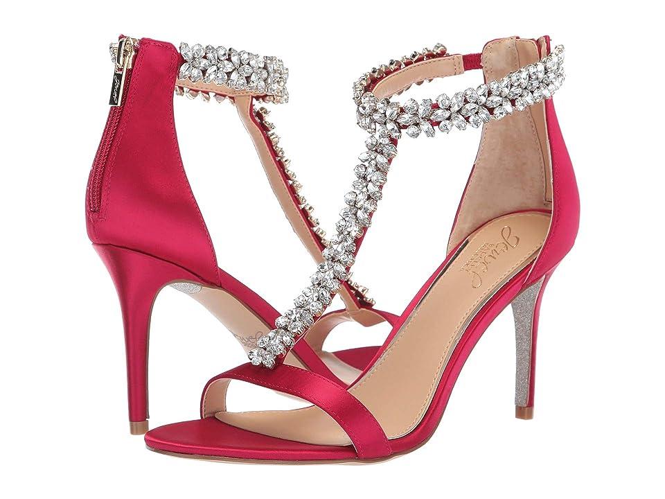 Jewel Badgley Mischka Janna (Pink) Women