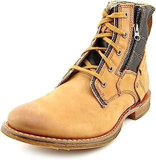 Caterpillar Men's Delve Lace Up Casual Zipper Boots