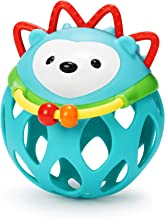 Skip Hop Explore and More Roll Around Rattle - Hedgehog
