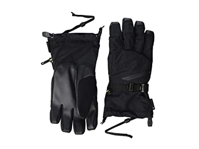 Burton GORE-TEX(r) Gloves (True Black) Extreme Cold Weather Gloves