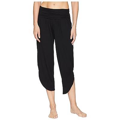 Onzie Foldover Tulip Pants (Black) Women
