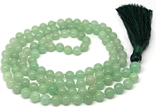 Pendentif Statue de la chaîne cordon collier naturel jade Cercle Perles Jade 6 mm Beads