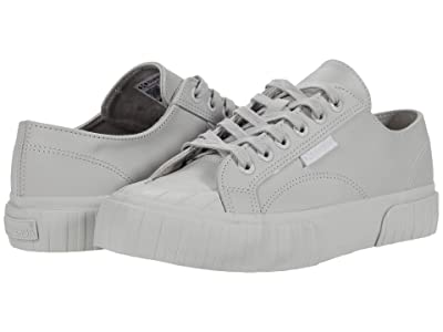 Superga 2630 Cownappau Sneaker (Total Light Grey) Women