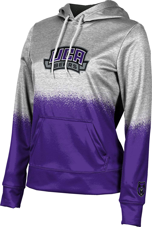 ProSphere University of Central Arkansas Girls' Pullover Hoodie, School Spirit Sweatshirt (Spray Over)