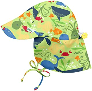 i play. Flap Sun Protection Hat | All-Day Sun Protection for Head, Neck, & Eyes | Adjustable Size, UPF 50+ Protection, Qui...