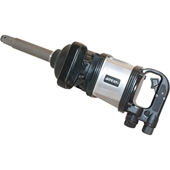 """AirCat 1"""" X 8""""""""SUPER DUTY"""" Extended Impact Wrench (1994)"""