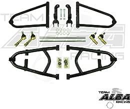 Adjustable Long Travel +2 A-Arms for Raptor 700 Raptor 700R