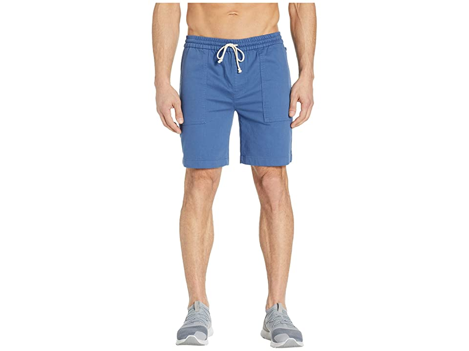 United By Blue Spence Shorts (Blue) Men