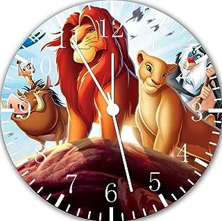 Best lion king wall clock Reviews