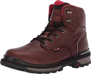 Rocky Logger Boots