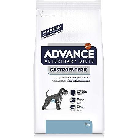 ADVANCE Veterinary Diets Gastroenteric - Pienso Para Perros Con Problemas Gastrointestinales - 3 kg