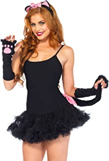 Leg Avenue 3 Piece Pretty Kitty Costume Accessory Kit