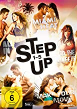 Step Up 1-5 [Alemania] [DVD]