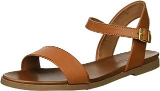 Women's CARTAR Sandal, tan, 8.5 Medium US