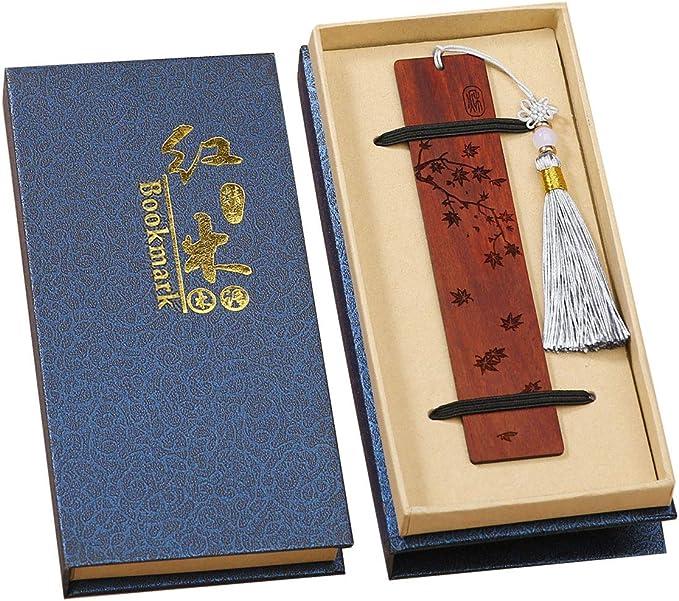 661 opinioni per Toirxarn Segnalibri in legno naturale splendidamente scolpiti, segnalibri in