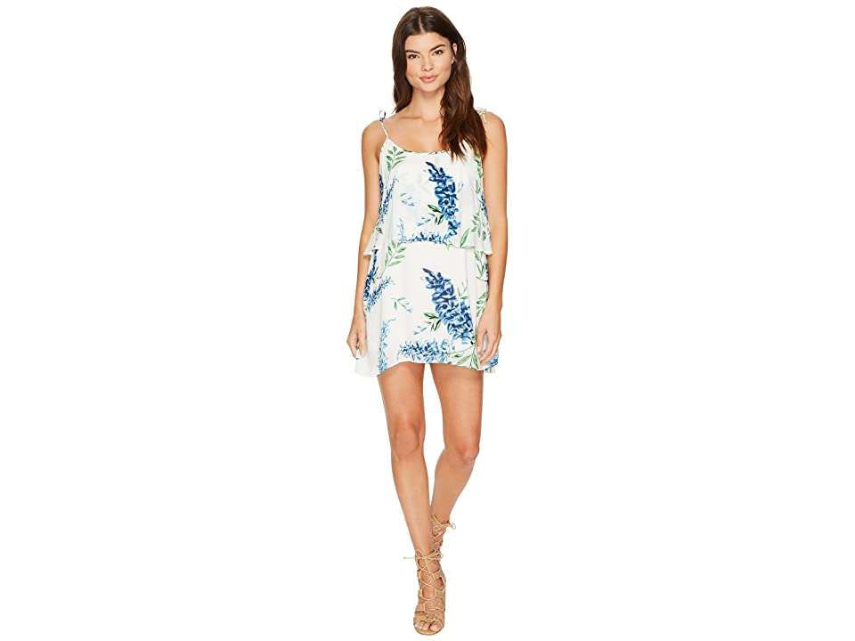 Show Me Your Mumu Arianna Mini Dress (Wisteria Wonder Challis) Women