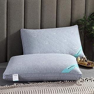 Rekaf Las almohadas de colores for una sola persona, for proteger la forma de la columna cervical for ayudar a dormir de alta almohadas se pueden lavar sin deformación.Hotel cómodo de la almohadilla s