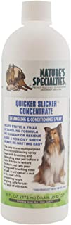 Nature's Specialties Quicker Slicker Concentrate Pet Conditioner, 470ml